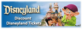 Disneyland Tickets and Packages