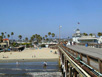 Bridge over Newport Beach